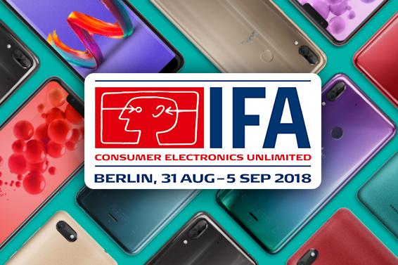 Najnovejše s sejma IFA 2018: Razširjena kolekcija View2 in še več ...