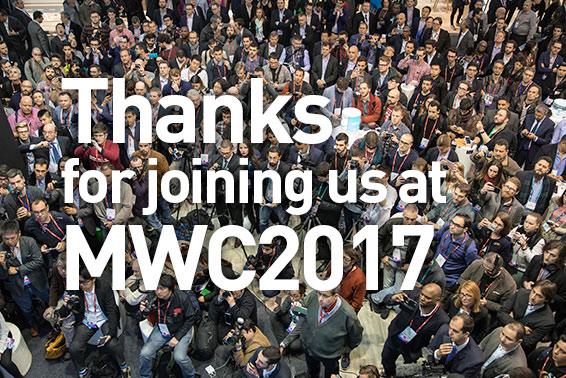ขอบคุณที่ให้ความสนใจ WIko ใน MWC2017