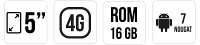 KENNY main specifications