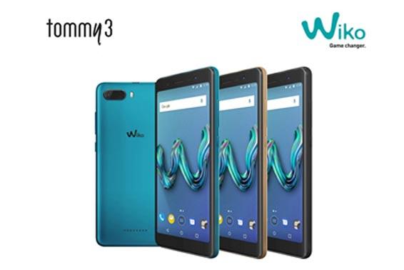 Wiko จับมือ dtac จัดโปรแรง Wiko Tommy3 เริ่มต้นเพียง 590 บาท