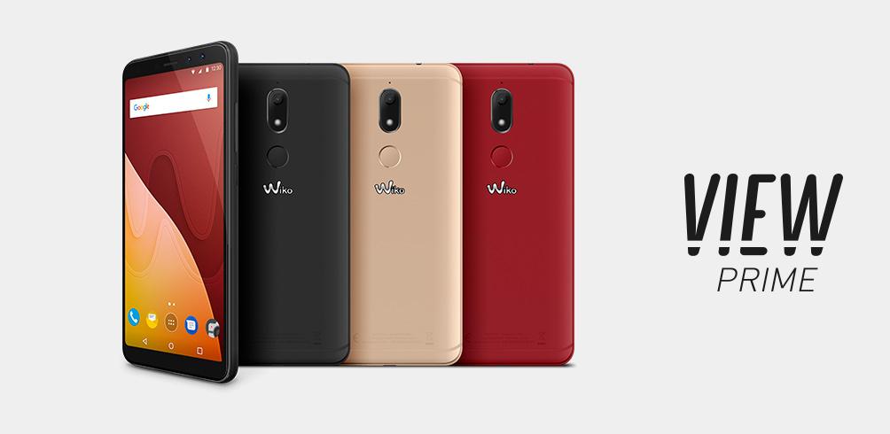 Wiko Mobile - VIEW PRIME