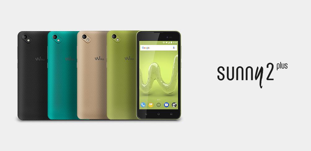 Wiko Mobile - SUNNY2 PLUS