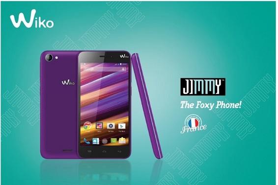"Wiko และ AIS ส่ง ""Wiko JIMMY"" พร้อมแพ็คเกจสุดคุ้ม เพียง 2,990 บาท"