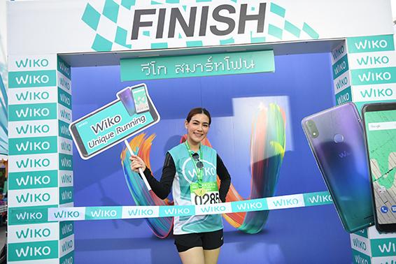 วีโก (Wiko) จัดกิจกรรม วีโก ชวนวิ่ง กับ Unique running เขาใหญ่