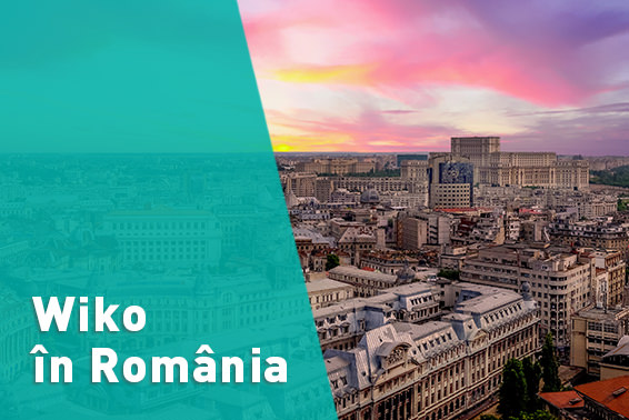 Wiko's now in Romania!