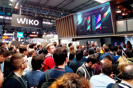 Wiko @MWC19 Press conference