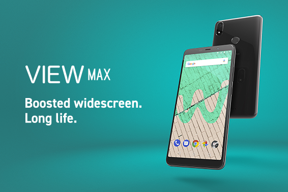 View Max - Boosted widescreen. Long life.