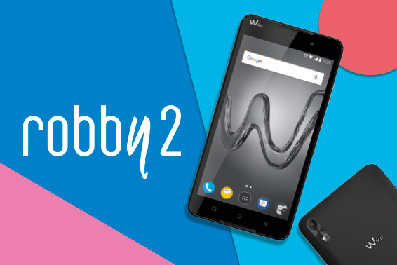 Entertain bigger and louder with Robby2!