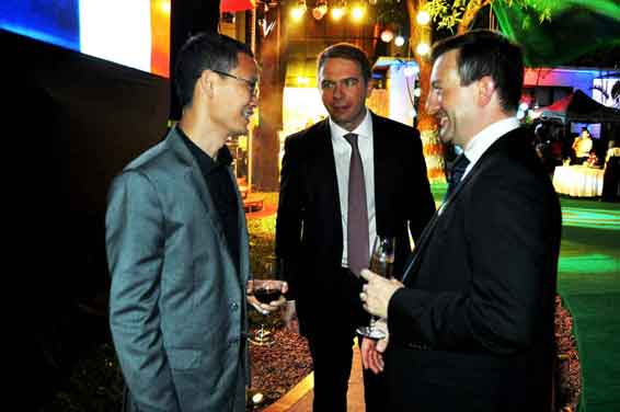 Wiko and the French Embassy celebrated the French National Day in Hanoi.