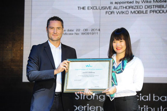 WIKO – OFFICIALLY LAUNCHS IN VIETNAM