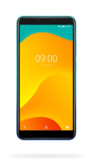 SUNNY4 PLUS displayed from front and back view