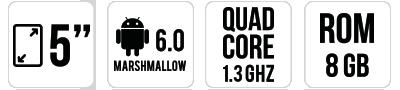 K-KOOL main specifications