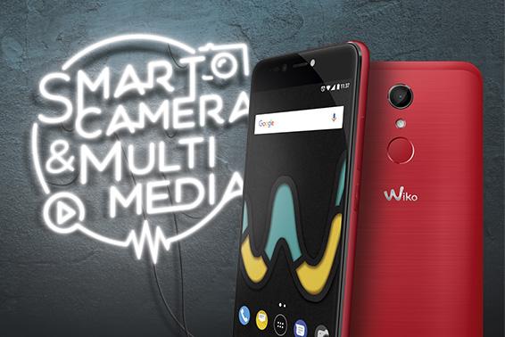 WIKO UPULSE - Chiếc smartphone định nghĩa cá tính của bạn