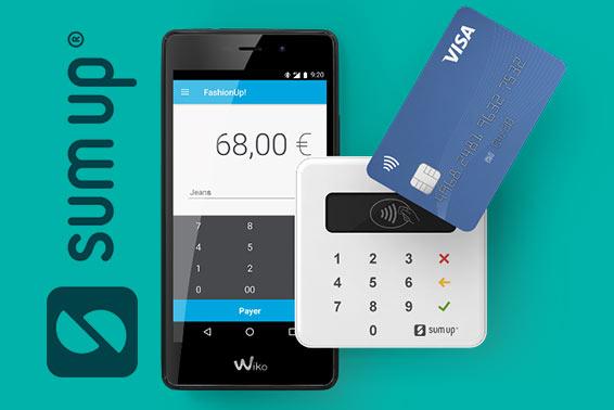 Wiko Business Solutions annonce un partenariat avec la société SumUp.