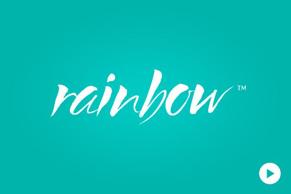 RAINBOW ALL OVER ALGERIA