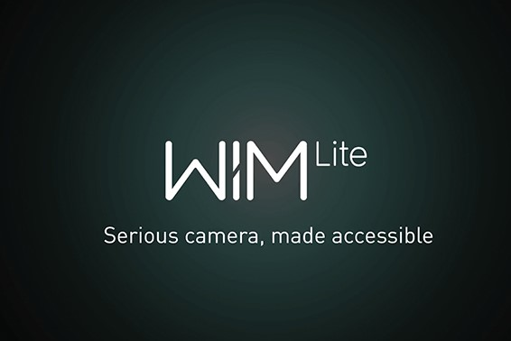 WIM Lite - Serious camera. Made accessible