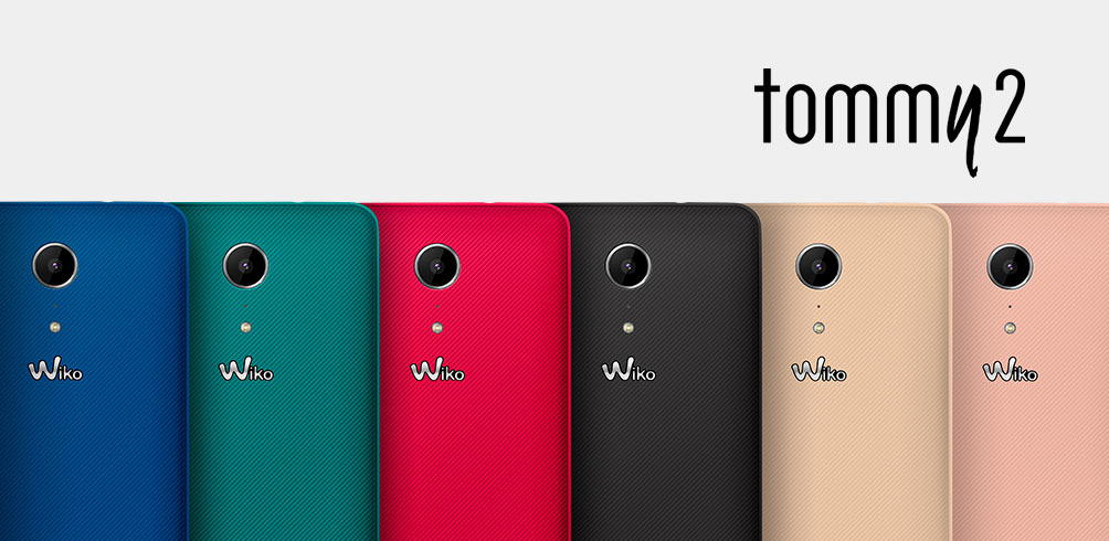 firmware wiko tommy 2