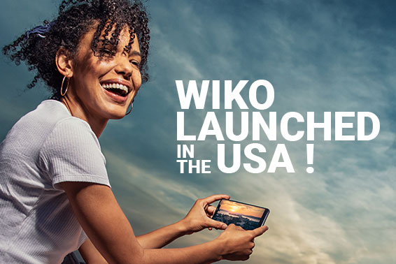 BREAKING NEWS! WIKO ENTERS THE US.