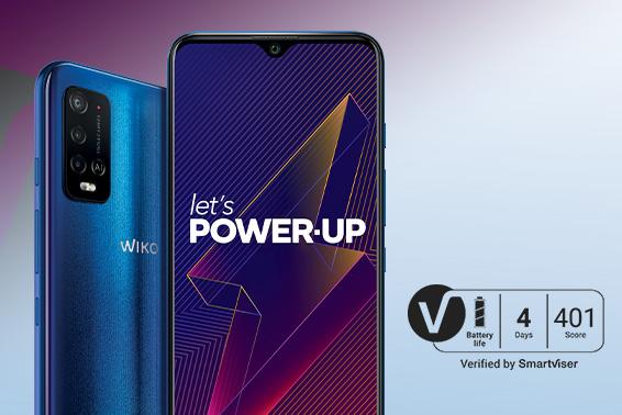 POWER U20: 1 charge. 4 days use.