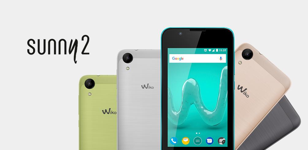 Wiko Mobile - SUNNY2