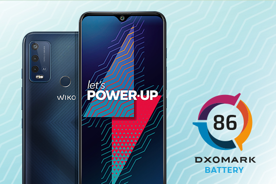 POWER U30: proven powerhouse offering 4 days use in one charge