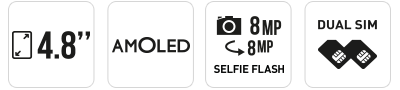 SELFY  main specifications