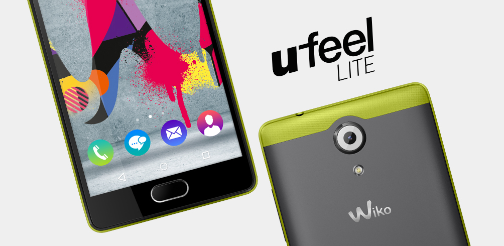 Wiko Mobile - U FEEL LITE