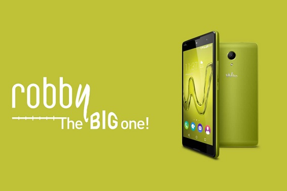 Wiko – Robby, the big one