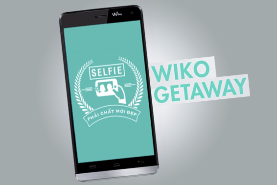 Your best selfies with the GETAWAY