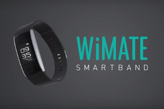 Wiko - WiMATE Smartband