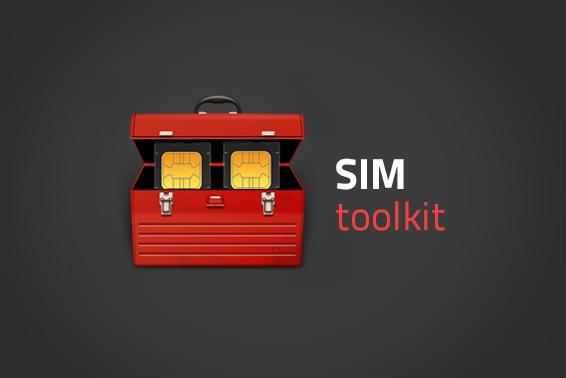 SIM toolkit