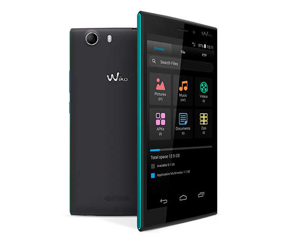 Image result for Wiko Ridge 4G