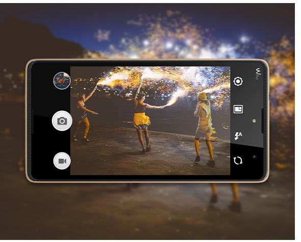 Wiko Mobile - ROBBY 2 GB