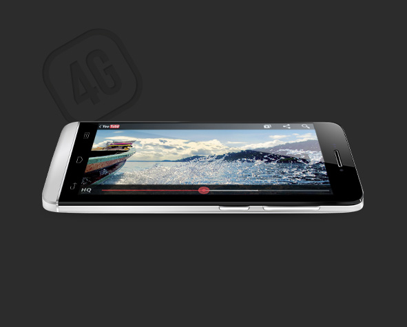 Wiko Mobile Wax 4g