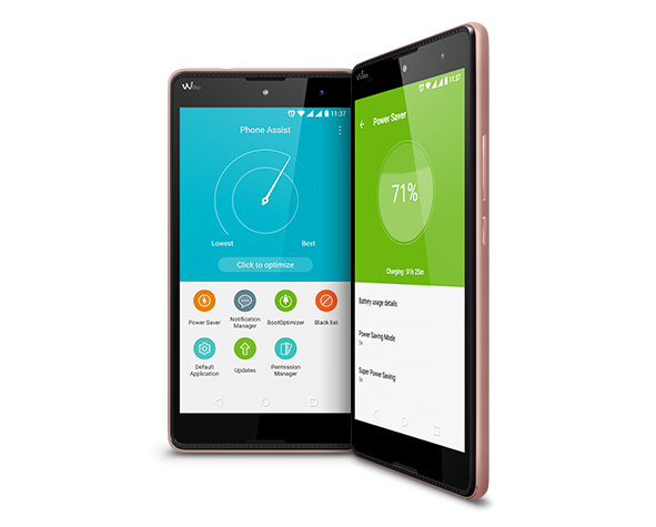 Review Wiko Robby 1