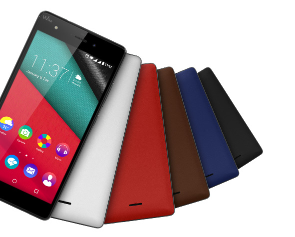Review WIKO PULP 1