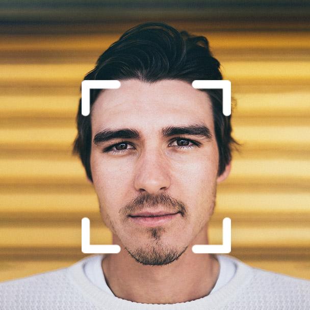 Segurança de Desbloqueio Facial