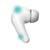 Double micro intégré aux écouteurs