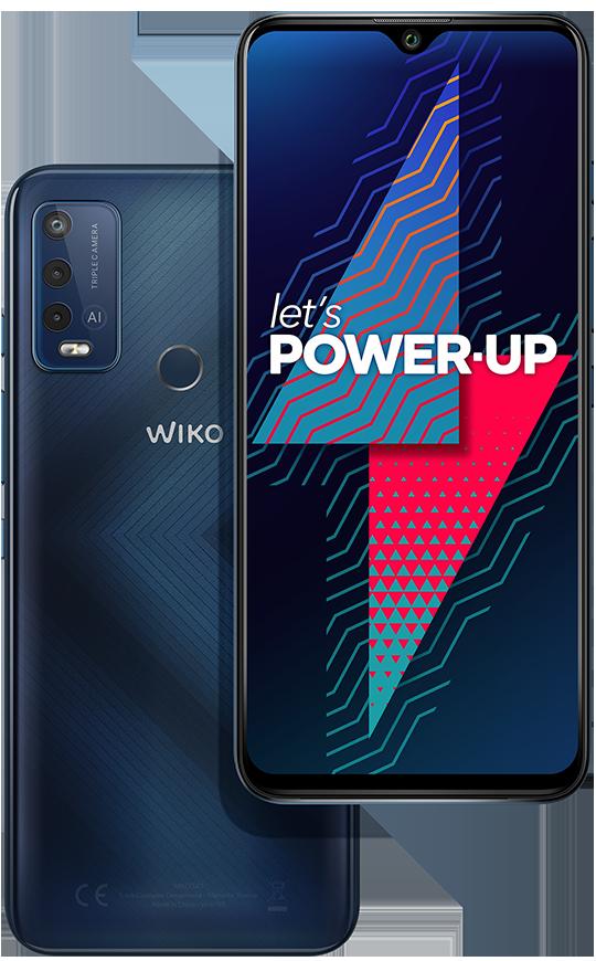 Power U30 Carbone Blue