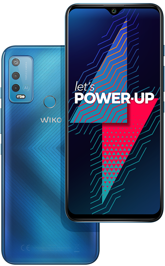 Power U30 Midnight Blue