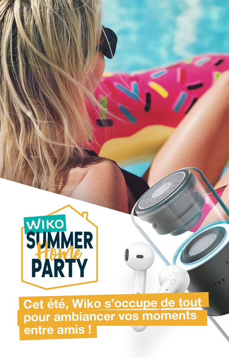 Wiko Summer Home Party